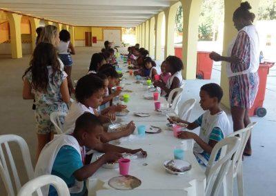Colônia de Férias no CIEP do Fonseca - julho/2019