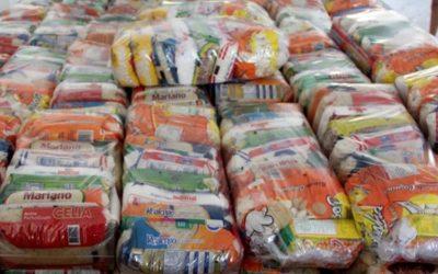 Prefeitura de Niterói cadastra famílias em vulnerabilidade social para receber cestas básicas