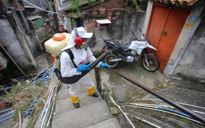 Comunidades de Niterói terão nova sanitização contra coronavírus