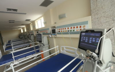 Niterói recebe 80 novos respiradores e também amplia testagem rápida a partir de quarta-feira