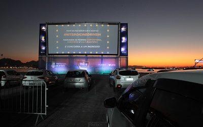 Programação variada no Niterói Cine Drive In desta semana – 16 a 19 de julho