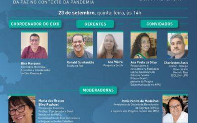 DEVOLUTIVAS: EIXO PREVENÇÃO – II ENCONTRO GOVERNO E SOCIEDADE CIVIL 2021